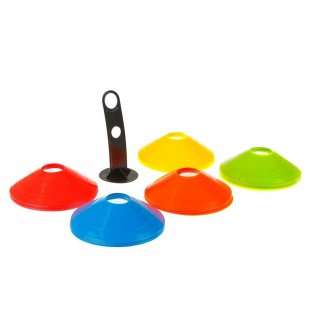 Фішки тренувальні (комплект 5 кольорів 50 шт)