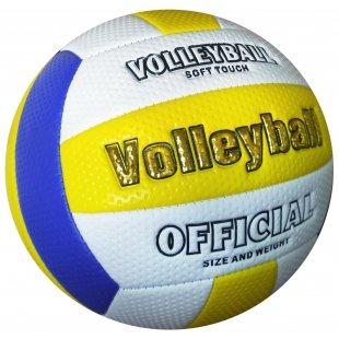Мяч волейбольный soft touch