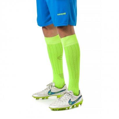 Гетры футбольные Europaw 001 с трикотажным носком
