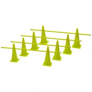 Сет тренировочных барьеров Europaw 48 см